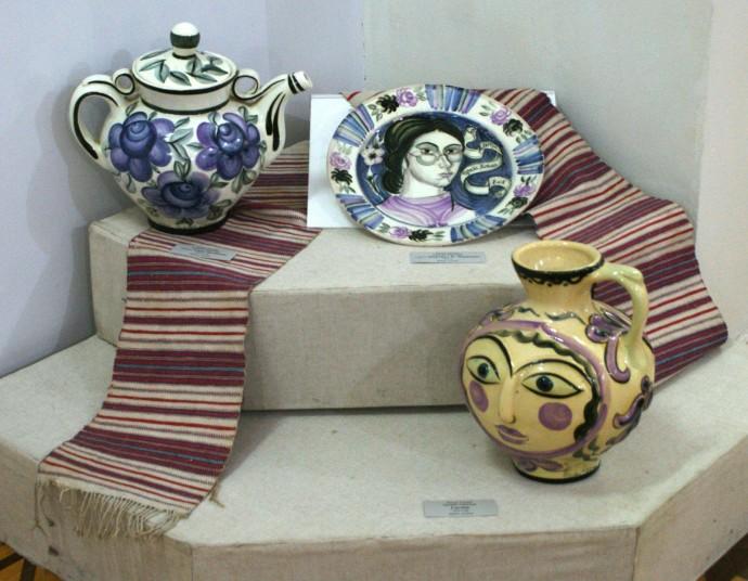 У музеї Вінниці представили виставку родинної творчості Ганжів (Фото)