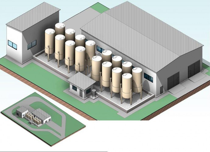 У Вінниці побудують завод з виробництва харчових добавок