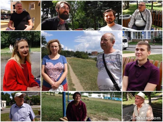 Опитування: за кого у Вінниці голосуватимуть на виборах до Верховної Ради 2019 (Відео)
