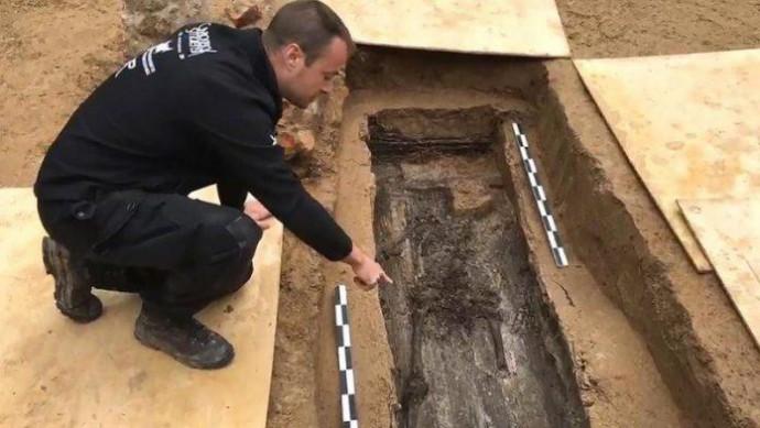 Археологи знайшли останки друга Наполеона