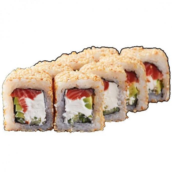 Заказываем суши домой c онлайн рестораном ★INSTAFOOD ★