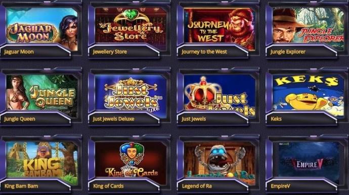 Обзор игрового клуба казино Фараон
