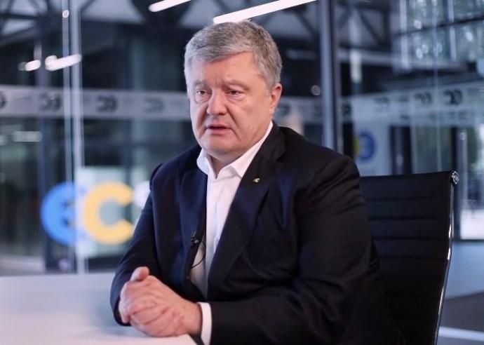 Порошенко дав велике інтерв'ю УП. Запитували й про Вінницю (Відео)