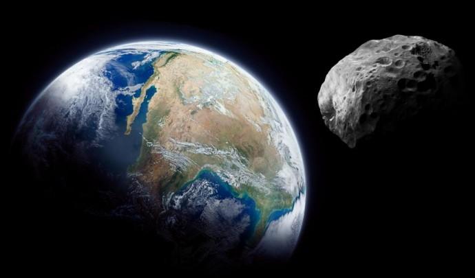 В сентябре к Земле подлетит астероид