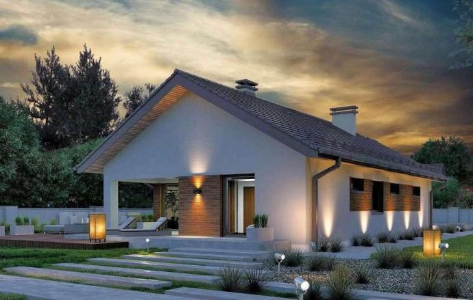 Дом из СИП-панелей доступное решение для энергоэффективного жилья