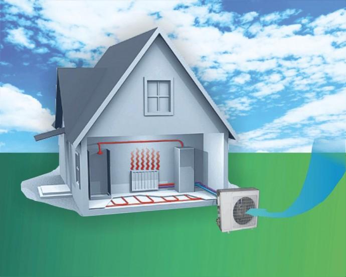 Какие тепловые насосы лучше выбрать для отопления жилых домов