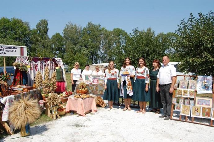 У Козятинському районі відбудеться свято обрядових хлібів