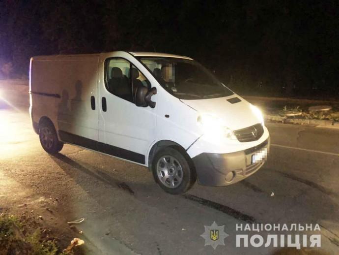 У Вінниці пішохід вибіг на дорогу та потрапив під колеса авто