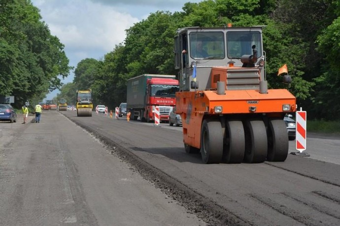 За п'ять років на Вінниччині відремонтували більше 200 км доріг