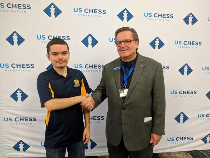 Вінницький гросмейстер Ілля Нижник переміг у чемпіонаті США
