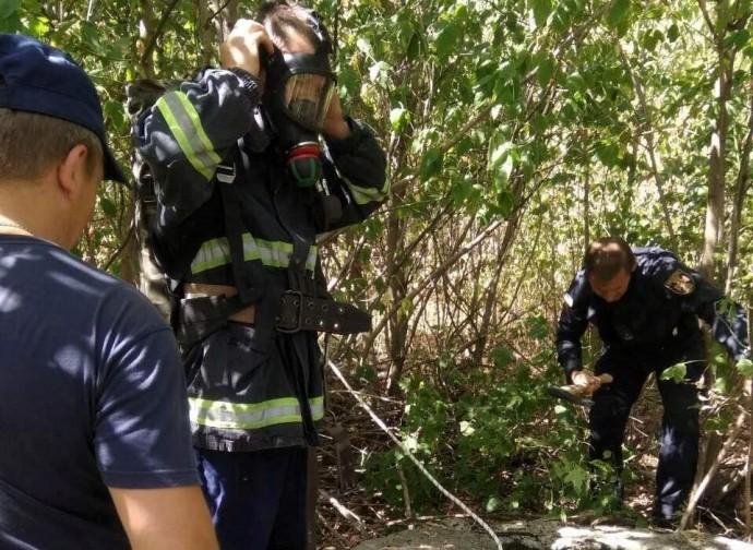 У Липовецькому районі витягли з криниці тіло чоловіка (Фото)