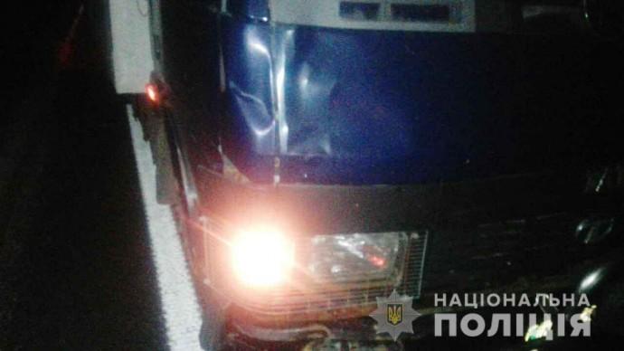 У Немирівському районі в ДТП загинув місцевий житель