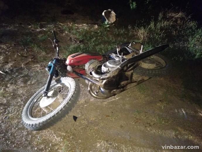 В Тульчині через ДТП мотоцикліст залишився без ноги (Фото)