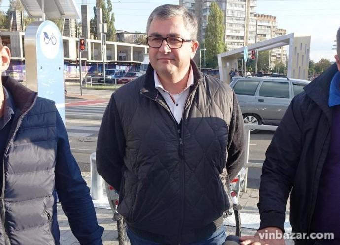 Інсайд: на керівника Вінницької ОДА пропонують одного зі заступників Моргунова