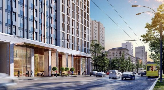 Жилой комплекс «Монреаль» для комфортной жизни в Киеве