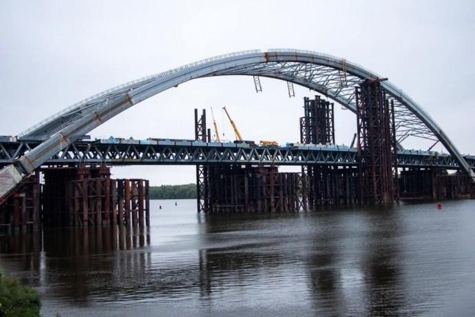 Кличко обещает открыть Подольско-Воскресенский мост в 2020 году, но метро на Троещину – только через 5 лет