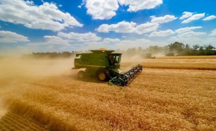 На Вінниччині зібрали понад два мільйона тонн зернових