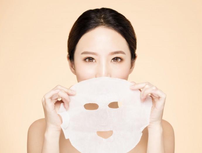 Корейские маски для лица