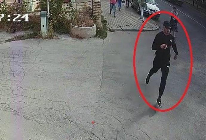У Вінниці просять допомогти встановити особу правопорушника (Фото)
