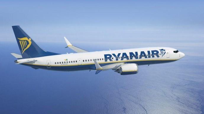 Ryanair ввел специальные цены на билеты из Киева