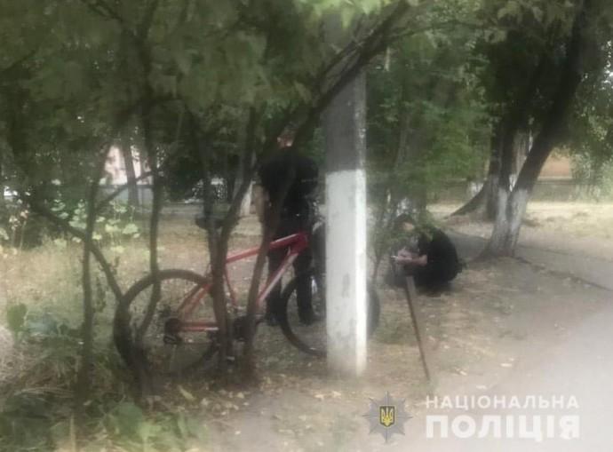 У Вінниці студент затримав крадія велосипеда (Фото+Відео)