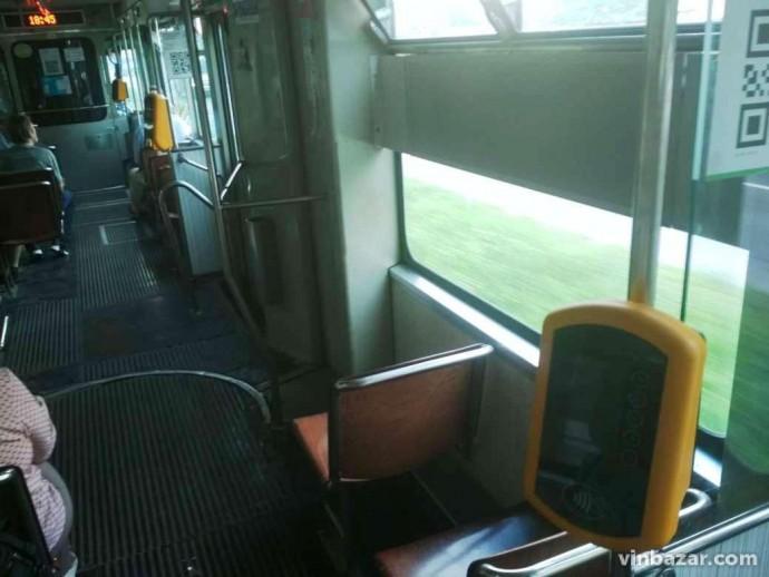 У Вінниці тестують оплату проїзду за допомогою муніципальних карт