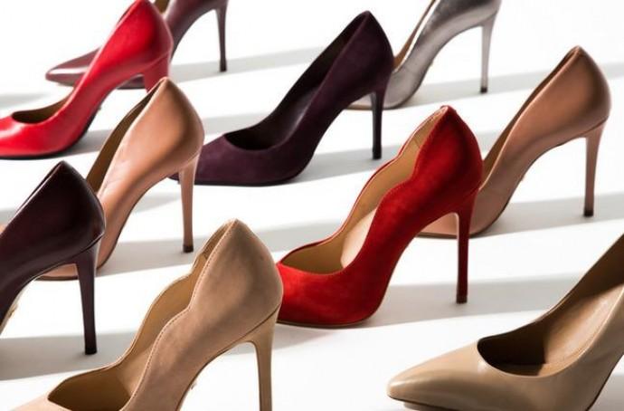 Женская обувь – когда много, но мало