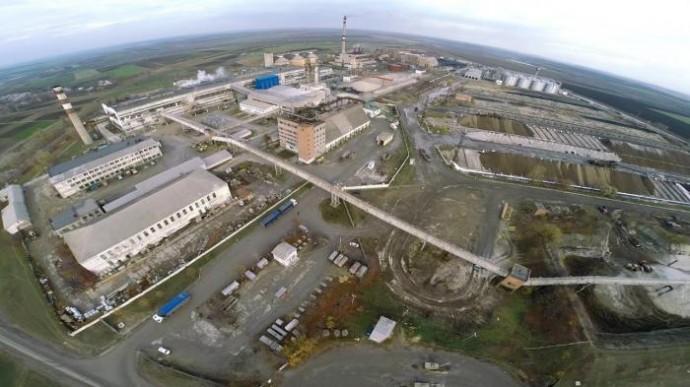 На Вінниччині розпочали роботу перші цукрові заводи
