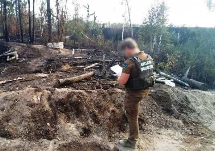 Пожежу на військовому арсеналі в Калинівці розслідують, як