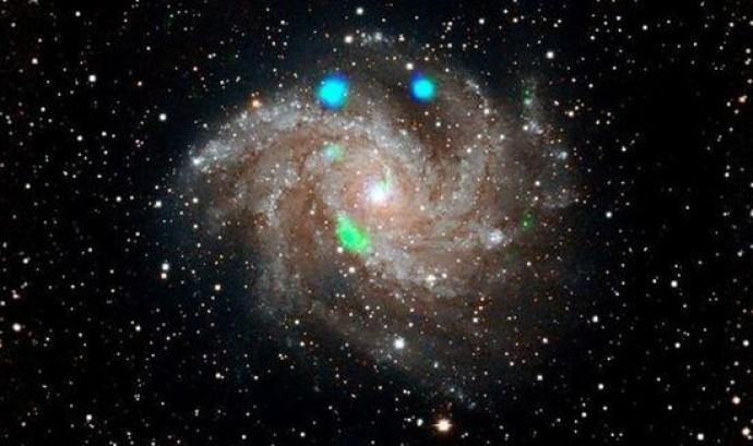 NASA показало уникальный космический объект