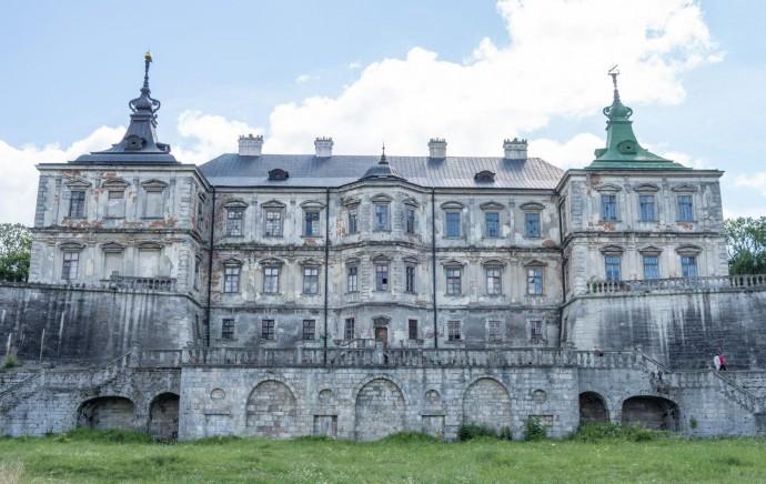 Инвестиция в сказку: как спасти украинские замки