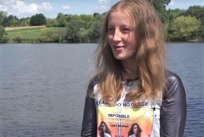 19-річна дівчина з Вінниччини стала героєм-рятувальником року (Відео)