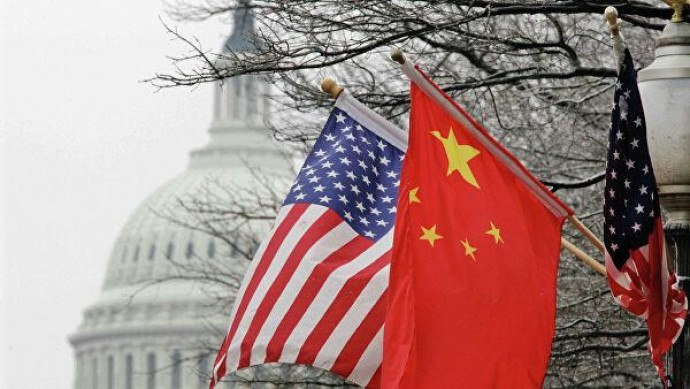 США планируют заключить валютный пакт с Китаем, - Bloomberg