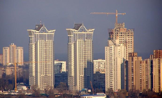 Строить высотки в Украине будут по-новому уже со следующего года: что изменится