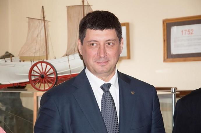 Вінничанина Ігоря Ткачука звільнили з посади керівника адміністрації Одеського порту