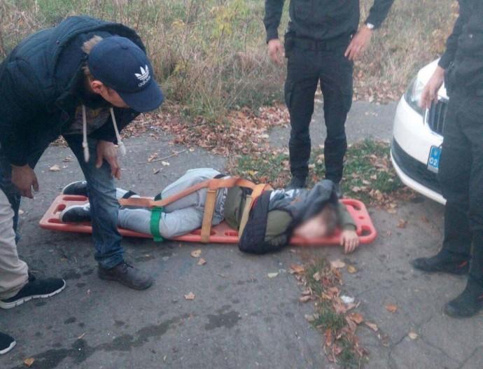 У Сутисках школяр впав до 8-метрової шахти (Фото)