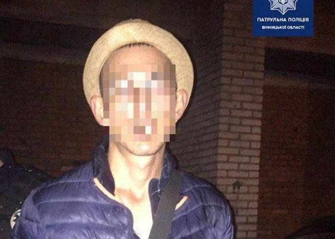 """На Пирогова затримали водія Mercedes, який їздив """"під кайфом"""""""