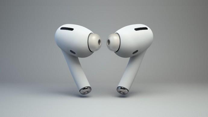 Корпус будущих наушников Apple AirPods 3 продают за $40 000