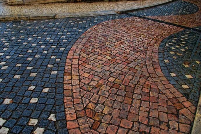 Применение современной тротуарной плитки