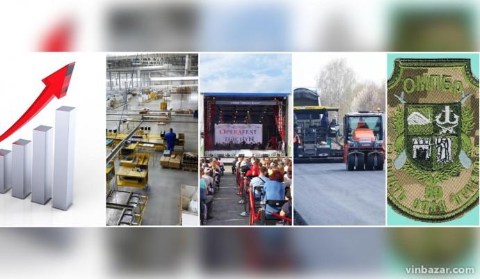 5 досягнень Вінниччини за останні 5 років (Фото+Відео)