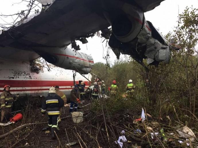 Серед виживших у авіакатастрофі на Львівщині є вінничанин (Фото+Відео)