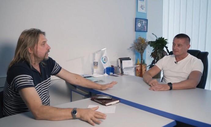 Business Hub: вінницький підприємець розповів, як успішно конкурувати з всеукраїнськими порталами (Відео)