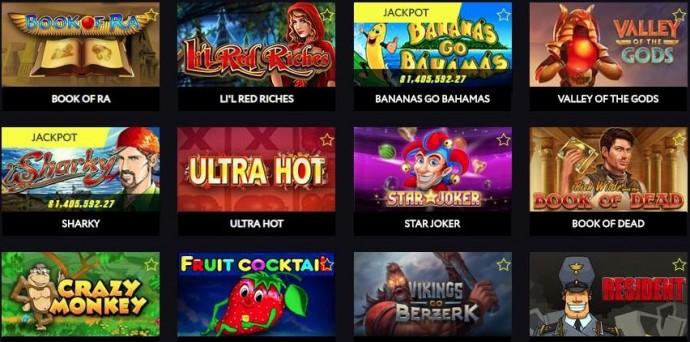 Как не прогадать с выбором онлайн казино
