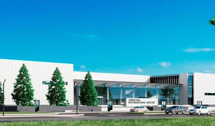 Опублікували проєкт реконструкції терміналу аеропорту
