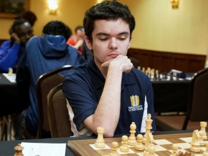 Гросмейстер з Вінниці виборов призове місце на шаховому турнірі у США (Фото)