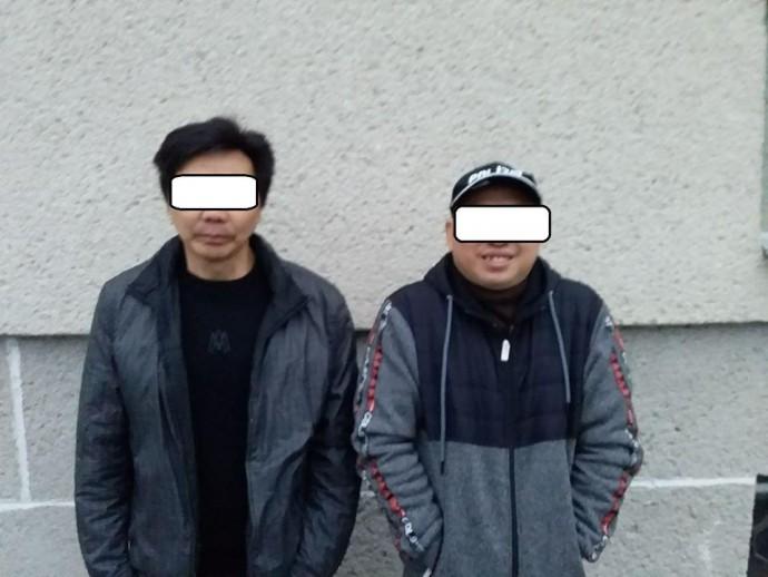 У Козятинському районі виявили двох нелегалів з Китаю