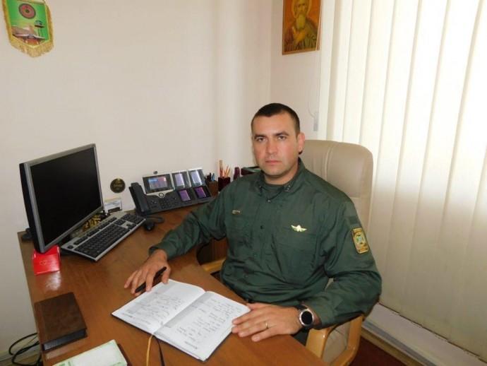 У Могилів-Подільському прикордонному загоні призначили нового начальника штабу