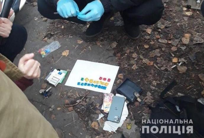 У Вінниці студент перепродував амфетамін та розставляв