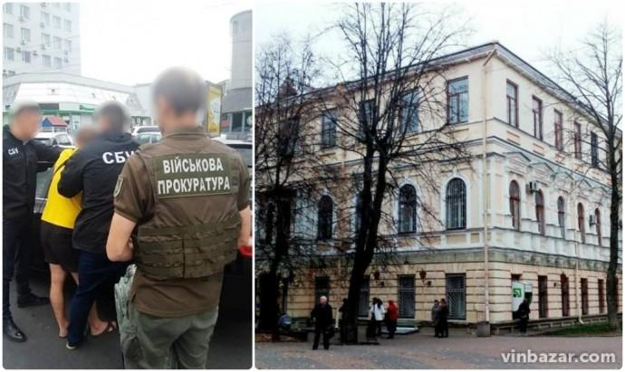 Вінницького поліцейського, який отримав хабара в 200 тисяч, покарали штрафом у 25 тисяч гривень