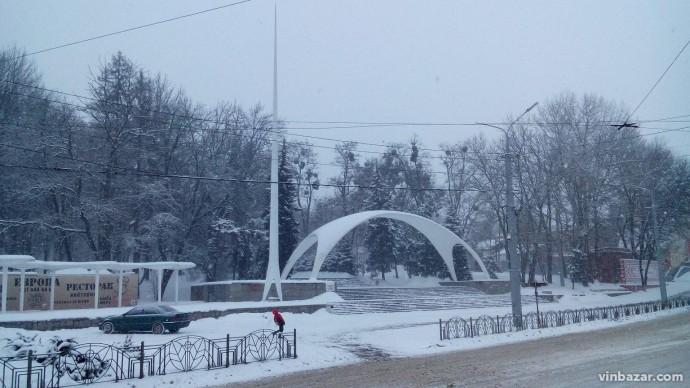 Початок грудня принесе на Вінниччину сніг